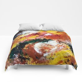 Abstract 5-17 Comforters