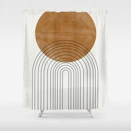 Arch III Shower Curtain