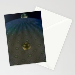Unfitting Frame Orbitals 3a Stationery Cards
