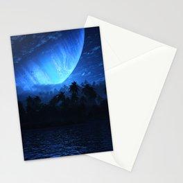 Atoll (Nightfall) Stationery Cards