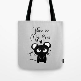 This is my year Tote Bag