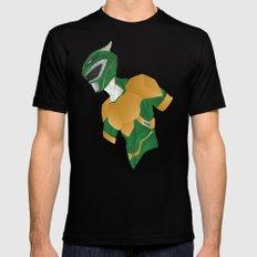 Green Dragon Ranger - Redux Mens Fitted Tee Black MEDIUM