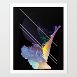 what's the point of even sleeping Art Print