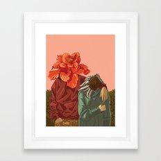 Atelophobia Framed Art Print