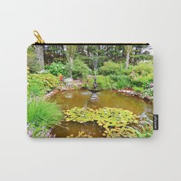 Garden of Tranquility Carry-All Pouch