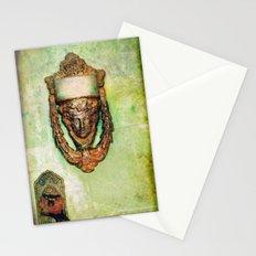 Brass Knocker Stationery Cards