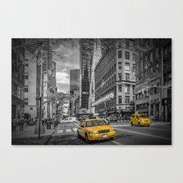 MANHATTAN 5th Avenue Canvas Print