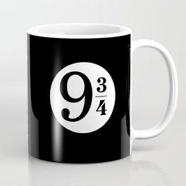 Platform 9 3/4 Print Coffee Mug