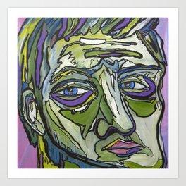 Not Josh Homme Art Print