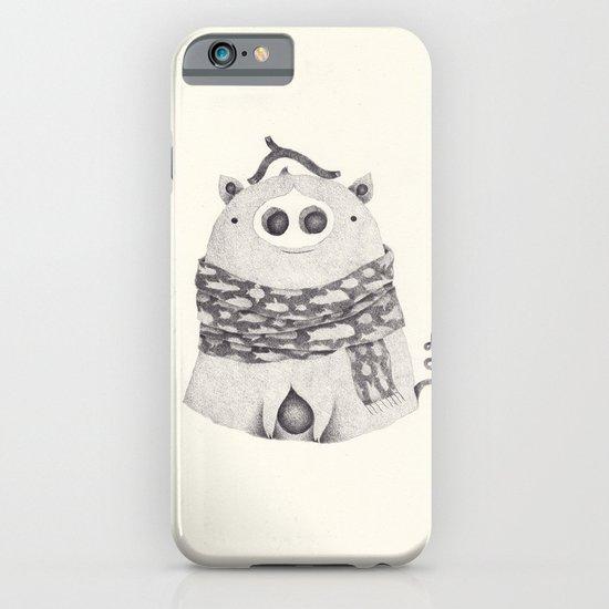 scarf iPhone & iPod Case