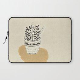 Flower Pot Laptop Sleeve