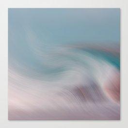 Surreal Waves 1 Canvas Print