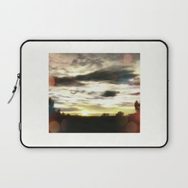 Only At Sunset Laptop Sleeve