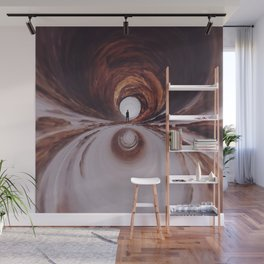 Existence Wall Mural