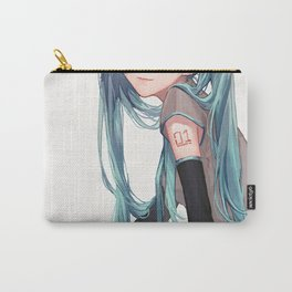 Hatsune Miku Vocaloid Carry-All Pouch