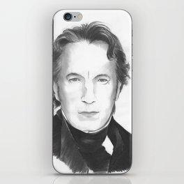 Gentleman Alan iPhone Skin