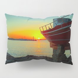 Explore New Cultures! Pillow Sham