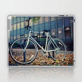 Locked bike Laptop & iPad Skin