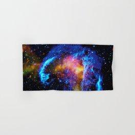 Veil Nebula Hand & Bath Towel