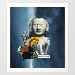 """keeper of dreams"" Art Print"