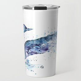 Loon - My Fathers Loon Travel Mug