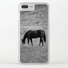 Grazing Clear iPhone Case