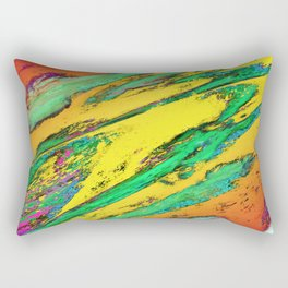 Shark spin 2 Rectangular Pillow