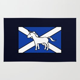Unicorn, Scotland's National Animal Rug