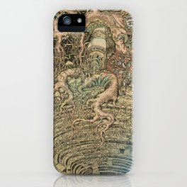 The Step Well iPhone Case