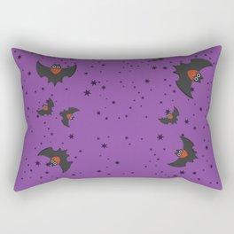 Bats in the Belfry Rectangular Pillow