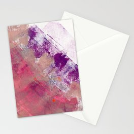 Warm Curve Stationery Cards