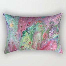 Goombay Festival Rectangular Pillow