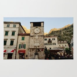Clock Tower 2 Rug
