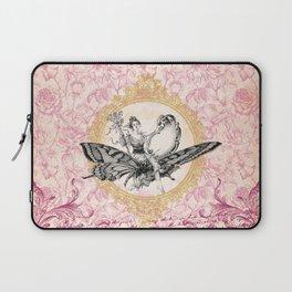 Vintage Fairy Queen Laptop Sleeve