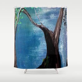 My front Yard Shower Curtain