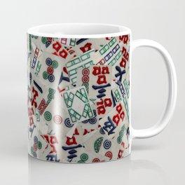 Mahjong Tiles Coffee Mug