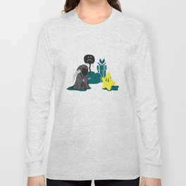 Death's worst enemy Long Sleeve T-shirt