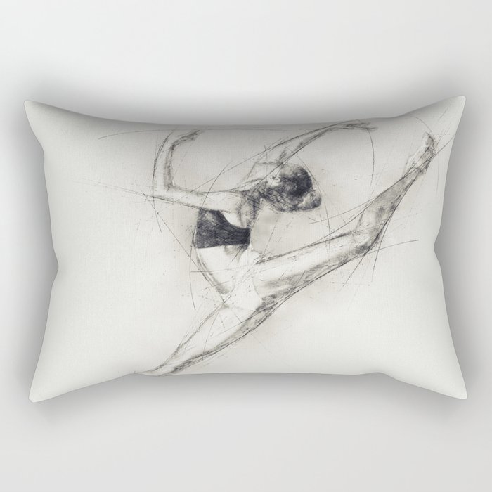 Just dance ... Rectangular Pillow