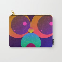 Monkey Planets (1/2) Carry-All Pouch