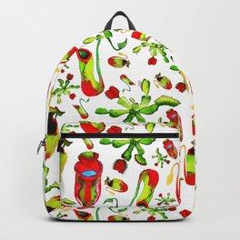 watercolor illustration Backpack