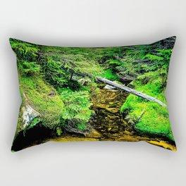 Clear Waters Rectangular Pillow