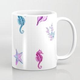 in the sea Coffee Mug
