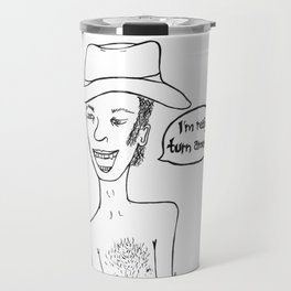 Riendo Salads Issue 2 Need for Speed Travel Mug