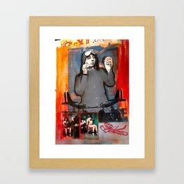 The Aviatrix Framed Art Print