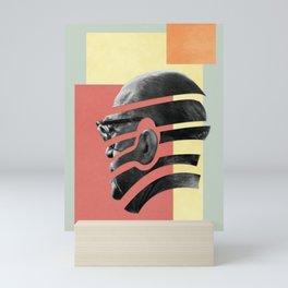 Discombobulated One Mini Art Print