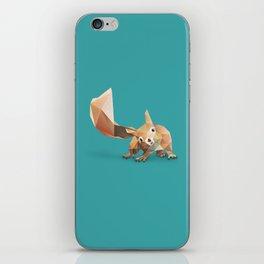 Squirrel. iPhone Skin