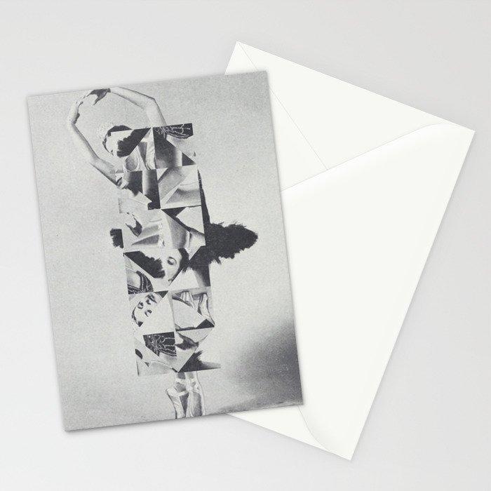Diamond Dancer Stationery Cards