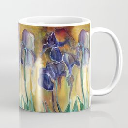 Irises Coffee Mug