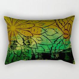 Flower avante Rectangular Pillow
