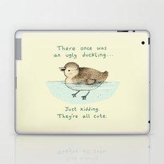 Ugly Duckling Laptop & iPad Skin